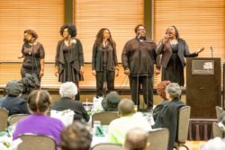 109th Founders' Day Gospel Brunch - Shantelle Hawkins and Singers