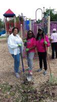 2017 Playground Mobilization - Willow School