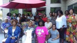 Soror L. Margaret Groves Birthday Gathering 2017
