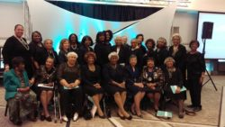 Soror Olivia Letts' Induction in the MI Women's Hall of Fame