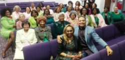 109th Founders' Day Sisterly Relations Church Service